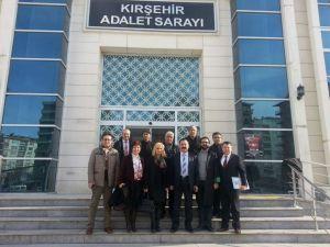 '2014 Tandoğan müdahalesi' davasının Kırşehir'deki ilk duruşması yapıldı