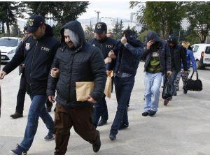 Antalya Merkezli IŞİD Operasyonunda 7 Tutuklama