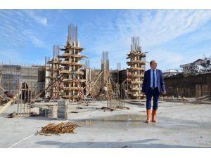 Erenler'in Vizyon Projesi Hızla Yükseliyor