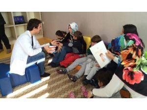 Engelli Öğrencilere Ağız Ve Diş Taraması