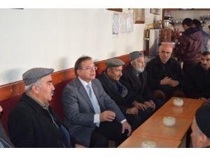 Başkan Kazgan'dan, Akçadağlılara Altyapı Müjdesi
