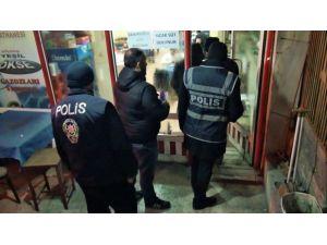 Kırşehir Emniyet'inden suçu önlemede 'şok uygulama faaliyeti'