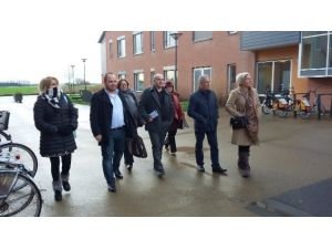 Uyak'tan Hollanda'ya Teknik İnceleme Ve Gözlem Gezisi