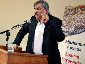 """Eğitim-bir Sen Genel Başkan Vekili Selvi: """"Yeni Anayasaya Ve Müfredat Değişikliğine Öncelik Verilmelidir"""""""
