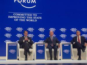 Akıncı Davos'ta konuştu: Kıbrıs'ta barış için son şans