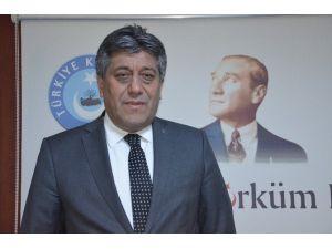 Türk Eğitim-sen Eskişehir Şube Başkanı Haydar Urfalı: