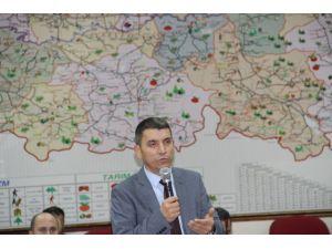 Aydın'da kadastrosu olmayan mahalleler görüşüldü