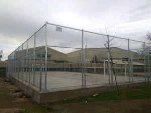 Kartepe Konak Parkına Mini Futbol Sahası Yapıldı