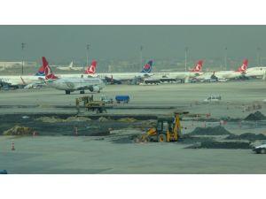 İstanbul havalimanlarında radar arızası