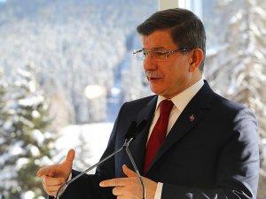 Başbakan Davutoğlu: Türkiye'ye yönelik büyük bir yatırım şevki var
