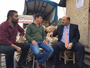 Miletvekili Ercoşkun'dan Çiftçiye KDV Müjdesi