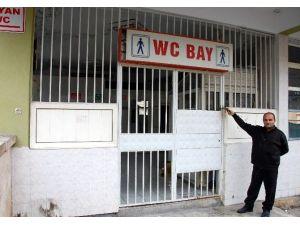 Esnaf, Kapalı Olan Cami Tuvaleti Ve Abdesthanelerin Açılmasını İstiyor