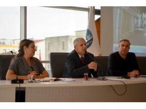 Esnaftan Söke Belediyesi'nin Üst Örtü Projesine Tam Not