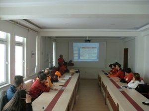 AFAD'da Harita, Pusula Ve Navigasyon Eğitimi