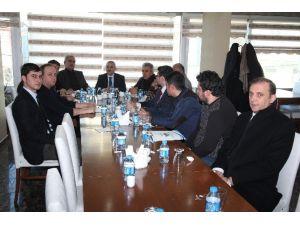 Osmancık'ta Ticaret Ve Sanayi Çalıştayı Düzenlendi