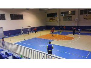 Adıyaman Belediyesi Hentbol Takımı Sivas'a Hazırlanıyor