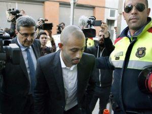 Barcelona'lı Yıldıza Hapis Şoku