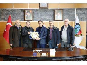 Selahiyelilerden Başkan Alemdar'a Teşekkür