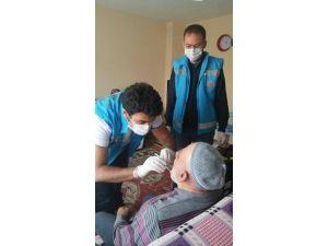 Yozgat Ağız Ve Diş Sağlığı Merkezi Sağlık Kuruluşlarına Gelemeyen Hastaların Diş Tedavisini Yapıyor