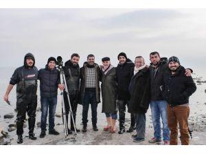 Göçlerin Gölü'nün çekimi tamamlandı