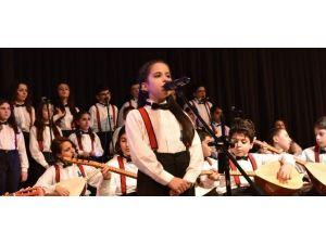 Ebb Çocuk Korosu'ndan Muhteşem Konser