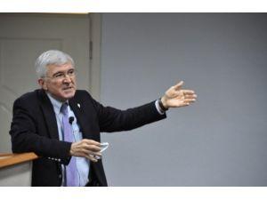 """BEÜ'de """"Yükseköğretim Kalite Güvence Sistemi Üzerine Görüşler"""" Konferansı"""