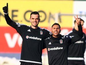 Beşiktaş, Trabzonspor maçı hazırlıklarına devam etti