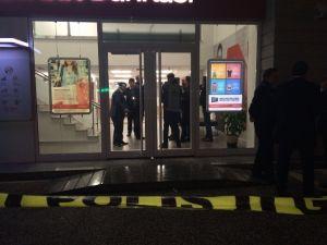 Antalya'da Silahlı Banka Soygunu