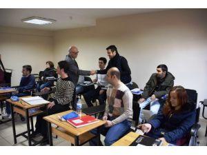 Süleymanpaşa Belediyesi Ekpss Kursu İle Engel Tanımıyor