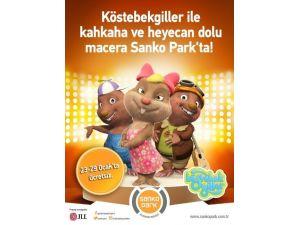Köstebekgiller Canlı Sahne Gösterisi İle Sanko Park'a Geliyor