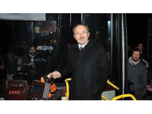 Tuzlaspor, 500 T Hatlı Otobüsle Kadıköy'e Geliyor