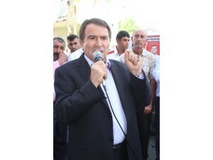 Eski HDP Ağrı Milletvekili Halil Aksoy Tutuklandı