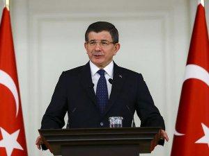 Başbakan Davutoğlu: Biz bütün terör gruplarına karşıyız