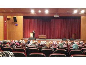 Adem'den Bayanlara Yönelik Konferans