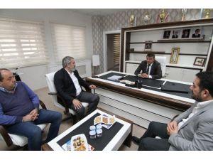 Kaskf'dan Kağıtspor'a Ziyaret