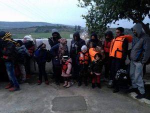 Aydın'da 72 Göçmen Yakalandı