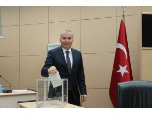 Denetim Komisyonu Seçimi Yapıldı