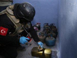 Şırnak'ta güvenlik güçleri mini İHA ele geçirdi