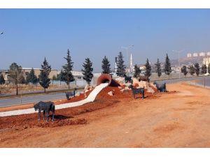 Kahramanmaraş'a Dondurma Park
