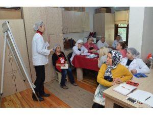 Meslek Edindirme Kursları Yarıyıl Tatilinde