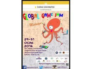 Global Game Jam Etkinliği İlk Defa Malatya'da