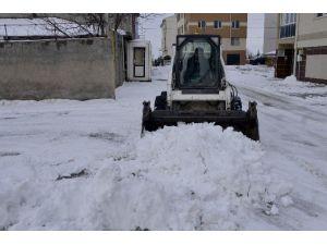 Kar Yağışı Ulaşımı Etkileyemeyecek