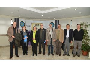 Basın Meslek Örgütü Temsilcilerinden Kışanak'a Ziyaret