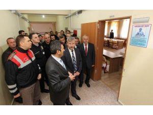 Saruhanlı'da Sınıflara Türk Büyüklerinin Adı Verildi