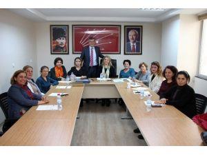 CHP'li Kadınlardan Örgütlenme Atağı