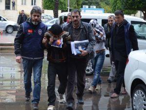 8 Ayrı Hırsızlığa Karışan 2 Şahıs Manavgat'ta Yakalandı