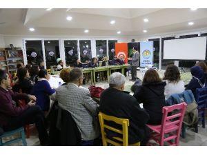 Mezitli'deki 'Anne Baba Okulu' Sona Erdi
