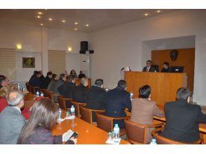AK Parti İlçe Teşkilatından Özgüven'e Ziyaret