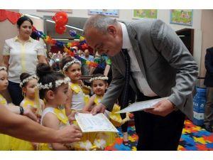 Başkan Ergün Öğrencileri Tebrik Etti