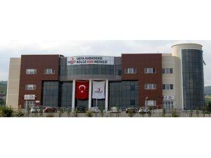 Samsun'da 2015'te 80 Bin 425 Ünite Kan Bağışı Yapıldı